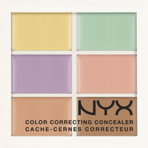 NYX COLOR CORRECTING