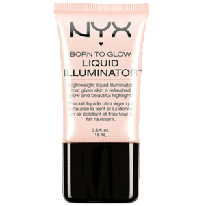 Image result for NYX Born to Glow Liquid Illuminator png