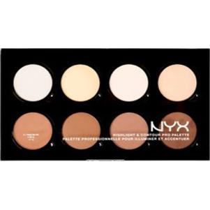 nyx contour palete