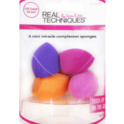 4 Miracle Mini Complexion Sponges