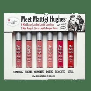Meet Matte Hughes set