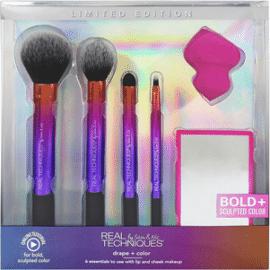 color + contour brush set