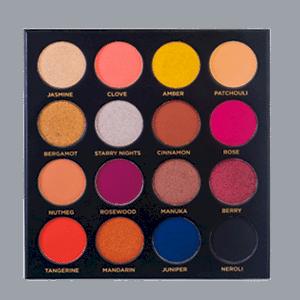 quintessential eyeshadow palette