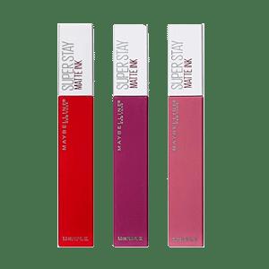 maybelline ink lipstick