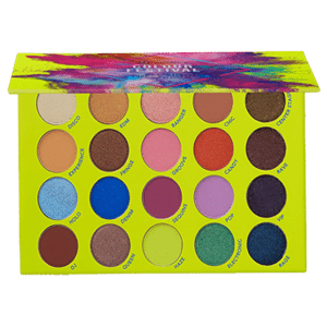colour festival eye shadow palette